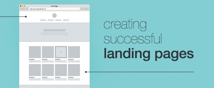 create successful landing-pages